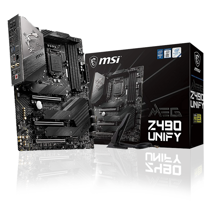 Board Msi MEG Z490 Unify