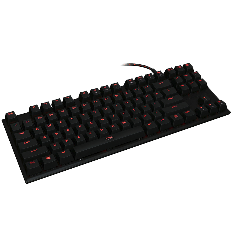 Teclado Gamer Hyperx alloy FPS Pro Cherry MX Red